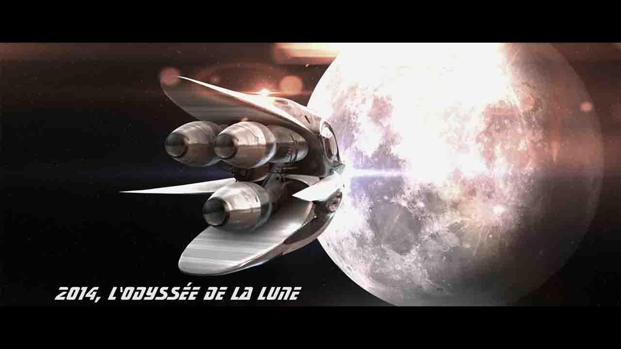 2014, L'Odyssée de La Lune - Episode III