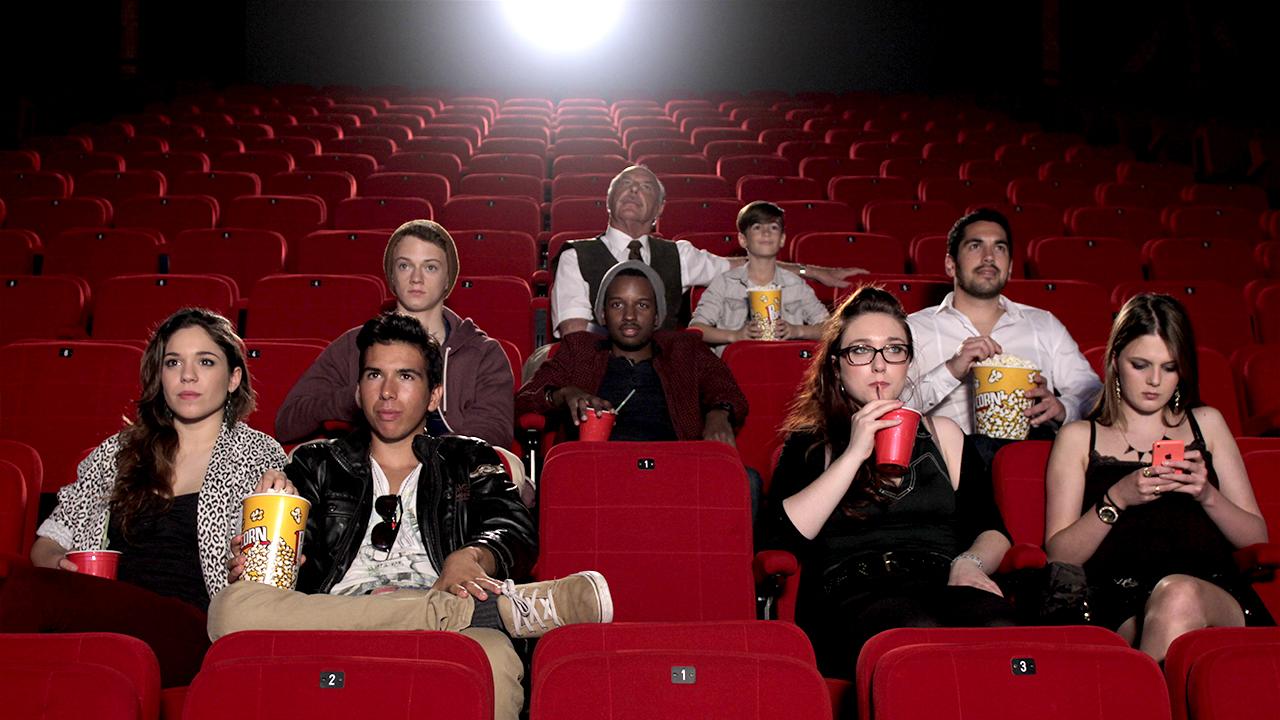 Spot Promo Cinéma pour le nouveau film conduit par Robert Hossein