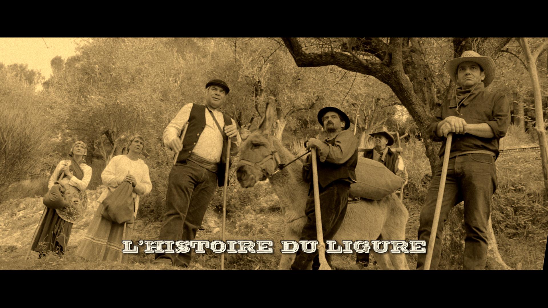 L'Histoire du Ligure - Episode IV