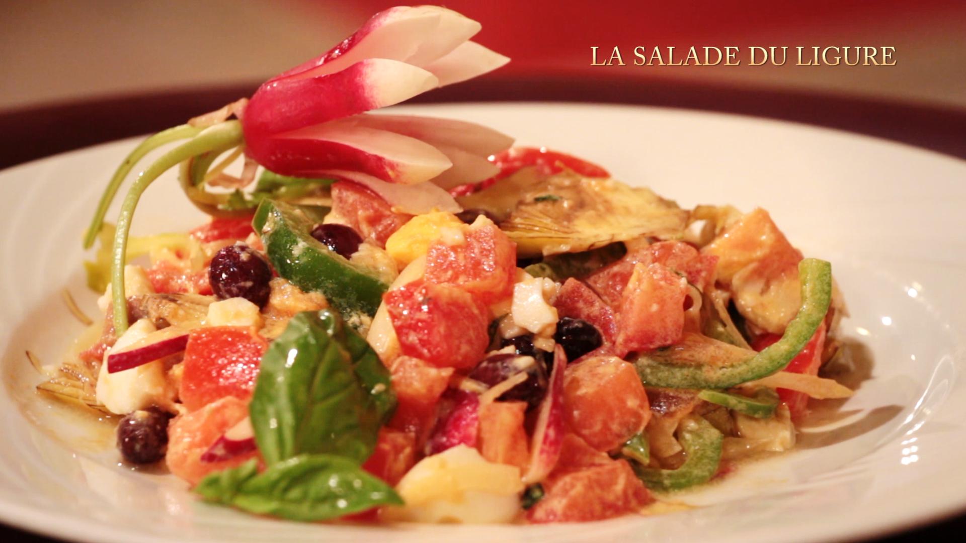 La Salade Niçoise du Ligure