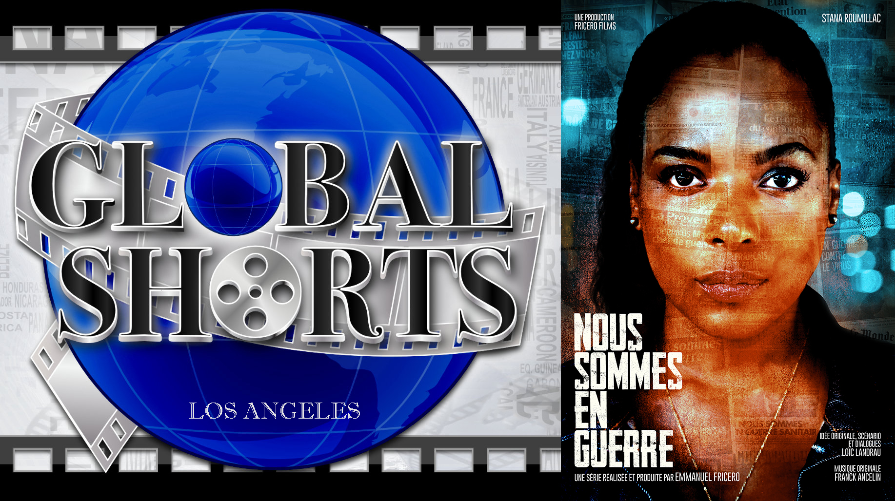Nouvelle Sélection Officielle au Global Shorts de Los Angeles