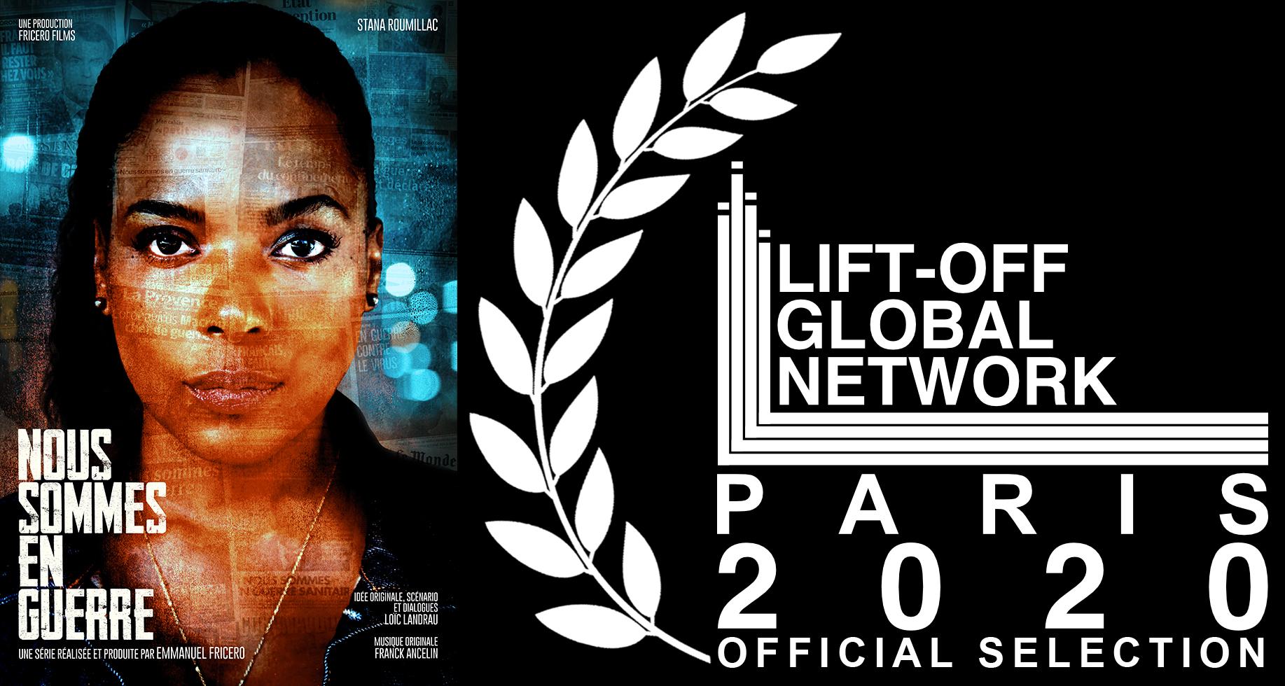 Sélection Officielle au 11ème Paris Lift-Off Film Festival