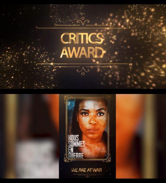 Prix de la Critique au 2ème Digital Media Fest de Rome (Vidéo de la Cérémonie)