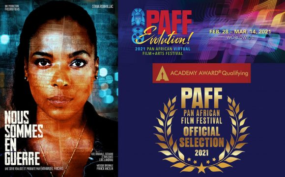 Sélection Officielle au 29ème Pan African Film & Arts Festival (PAFF) de Los Angeles