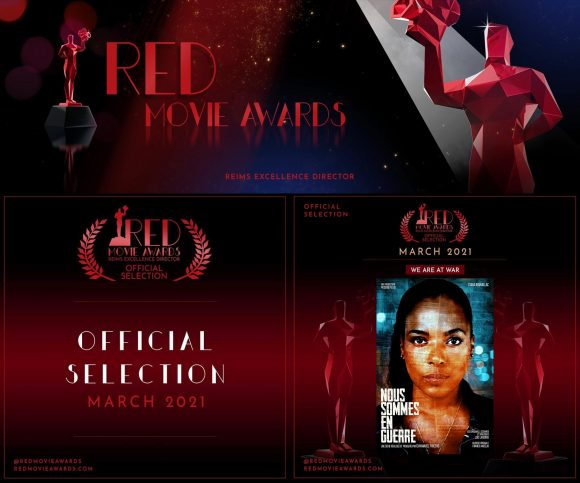Sélection Officielle au RED Movie Awards (Reims Excellence Director)