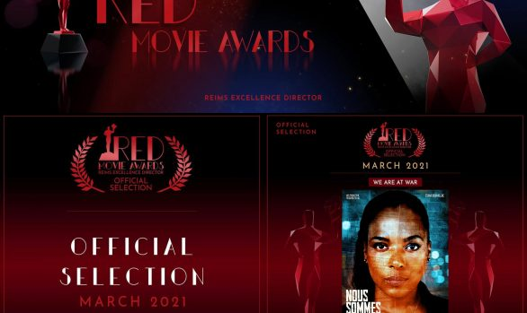 Sélection Officielle au RED Movie Awards (Reims Excellence Director)