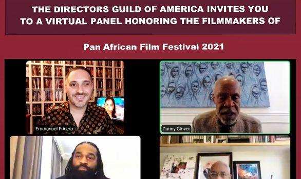 Emmanuel Fricero a participé à la table ronde organisée par la Directors Guild of America !