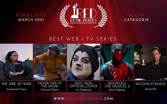 """VOTEZ """"We Are at War"""" pour le Prix du Public au RED Movie Awards"""