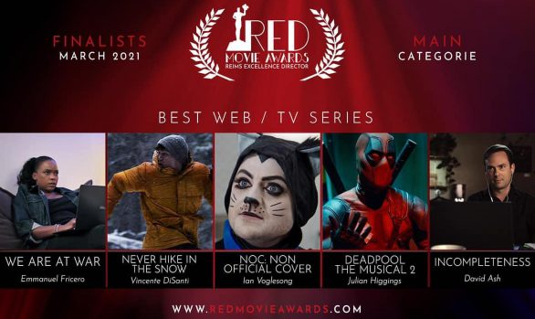 "VOTEZ ""We Are at War"" pour le Prix du Public au RED Movie Awards"