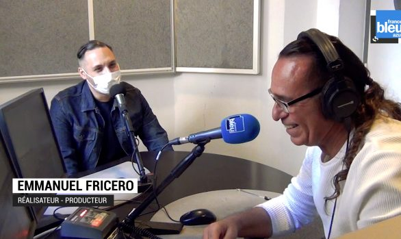 Emmanuel Fricero sur France Bleu Azur (Mai 2021)