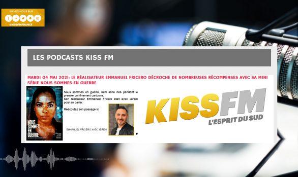 Emmanuel Fricero sur Kiss FM